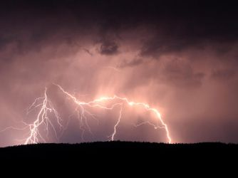 Thunderstorm by collectiveone