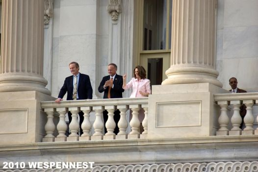 Michelle Bachmann + Colleagues by Wespennest