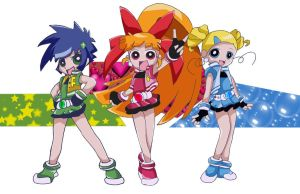 .:PowerPuff Girls Z:. by PastellTofu