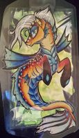 Sea Horse - VancouFur Preorders CLOSE SUNDAY by Temrin