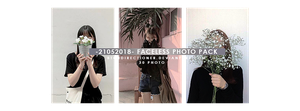 // Faceless Photo Pack by btchdirectioner