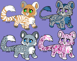 [Closed] Free to 2 Points Kitty Adopts by SimplyDontAsk