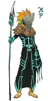 Midna BodyGuard by ManiacPaint
