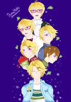 Yoosung's Route by DivineHoshi