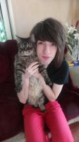 Meow :3 by jordansweeto