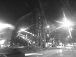 The Gladstone At Night #3 by Neville6000