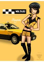 MR.Taxi - Taeyeon by marik-devil
