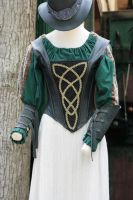 Renaissance Costume 13 by sd-stock