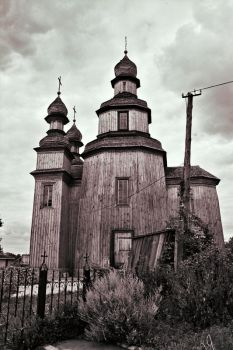 Voodoo Church by Tiorion-ua