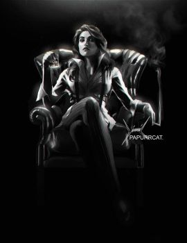 Noir by PapurrCat