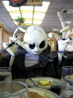 Even Skeletons get hungry by Ex-Shadow