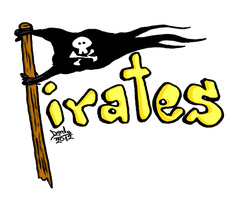 Pirates logo by McDardy