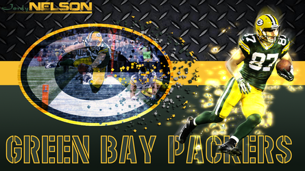 Jordy Nelson Wallpaper by TennisBall22