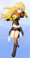 Yang 3 (Version 1) by Final-Boss-Emiko