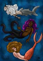 Mermaids by Giorgia99