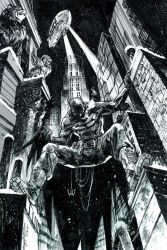 Batman Commission #6 by Hristov13
