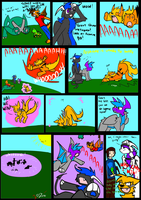 Dusk's Retarded Adventure: Day4 Page11 by DuskDragonXIII