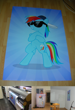 Dash Coolness Poster by M99moron