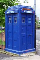 Tardis? by FoxDesigns