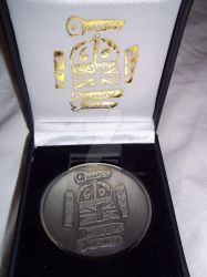 QEII 60 Diamond Jubilee Medal Boxed by Bumble2011
