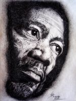 Morgan Freeman by boy140495