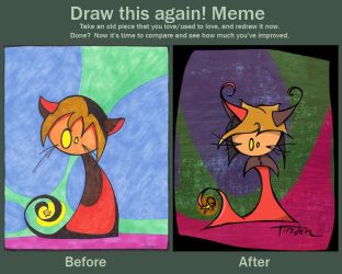 before and after meme by tirsden