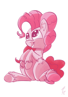 Pinkie Pie begging by Tony-Retro