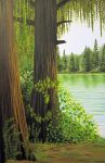 Lake Painting by SChappell