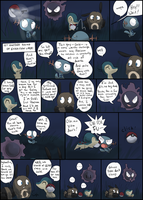 Kings and Pawns: A HGSS Nuzlocke - Page 18 by Parasols