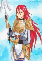 Falcon Knight Cordelia - for aabcehm by Alkanet