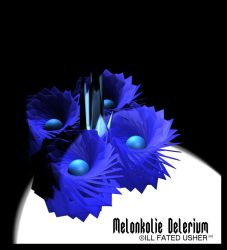 Melonkolie Delerium Print by ILL-FATED-USHER