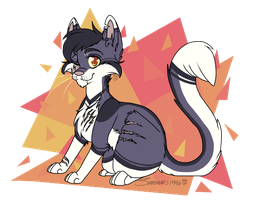 Cat Auction - Open - Points n Paypal by samsocksadopts