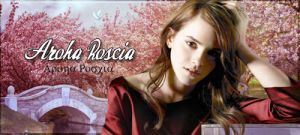 Character Signature- Aroha by Loved-is-a-Leo