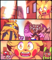 Aezae's Tales Chapter 3 Page 52 by Xael-The-Artist