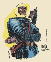 Invex the Invisible Man by Laemeur