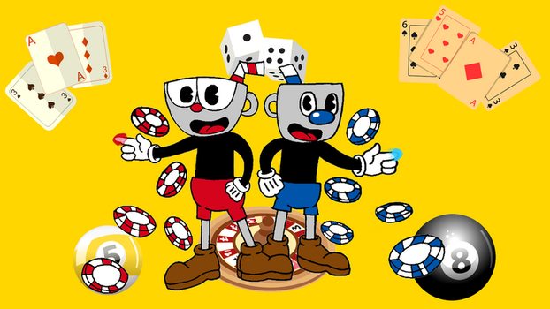 Cuphead by mkl91