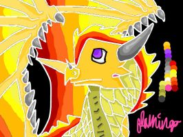 Ignite the Animus SandWing by FlamingGatorGirl