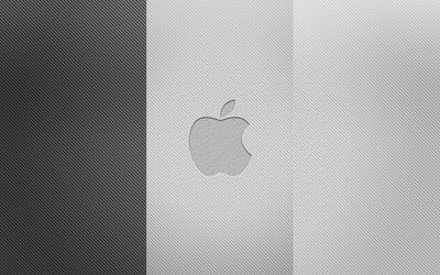 Apple Bold in Grayscale by Tibneo