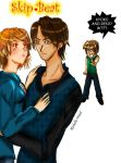 Skip Beat by tooty-fruity