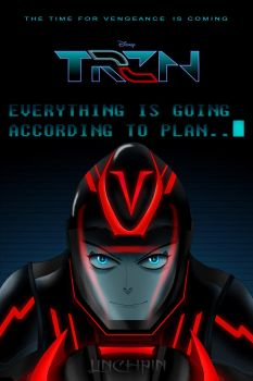 TR3N Promo Poster V3 by Linchpin02