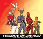 deviants of justice by kross29