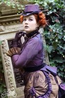 Victorian Lady by MADmoiselleMeli
