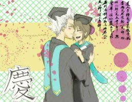 BLEACH: Hitsugaya and Hinamori by InuKa-RR-Hijinkessou