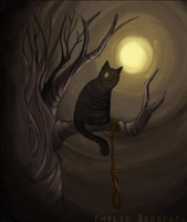 Le Chat Noir by blackattack