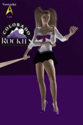 2014 Colorado Rockies by TrekkieGal