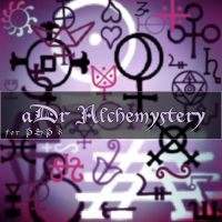 aDr Alchemystery for PSP 8 by ashadevirasa