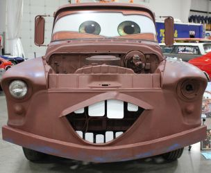 Life-size Tow Mater by finhead4ever