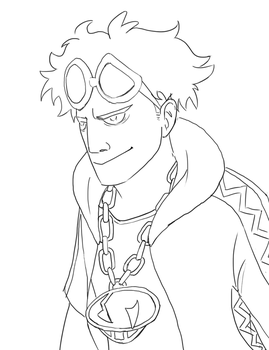 Guzma by Funny-horsey