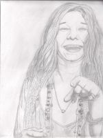 Janis Joplin by Dirty-Foxy