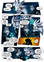 ''Heroes come back'' Chapter 3 Page 2 by FinikArt